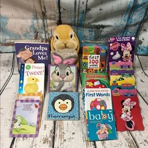 Other - Baby Toddler Book BUNDLE